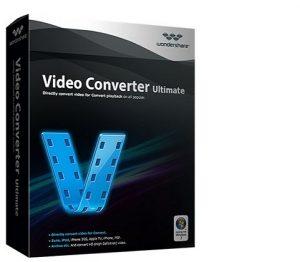 Wondershare Video Converter Ultimate 11 2 1 236 Crack + Full